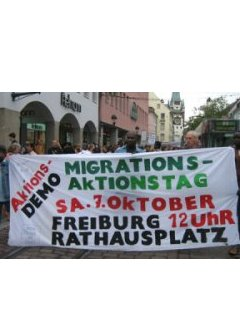 Migrationsaktionstag in Freiburg