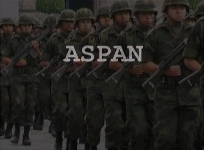 ASPAN - security and prosperity for the rich